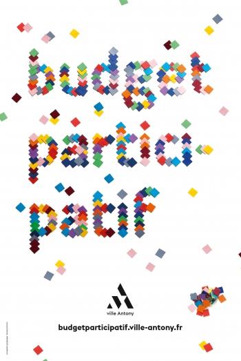 Affiche du budget participatif
