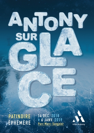 Antony sur glace