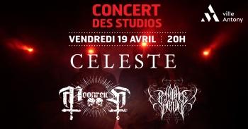 Concert des studios