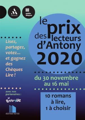 Prix des lecteurs 2020