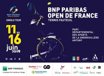 Open de France Tennis Handisport