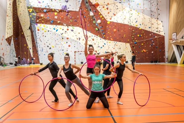 Gymnastique artistique et rythmique