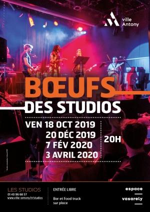 Boeuf des studios