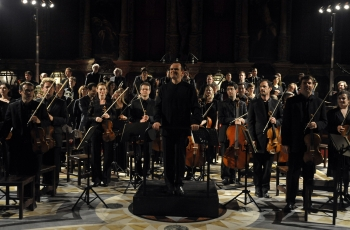 Orchestre Les Siècles - ©Michele CROSERA, 2012