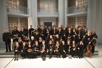 Orchestre Pasdeloup ©Axel Saxe