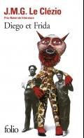 Jean-Marie Gustave Le Clézio, Diego et Frida, 1993, Paris, Gallimard
