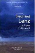 Siegfried Lenz, La leçon d'allemand, 1968, Paris, Robert Laffont