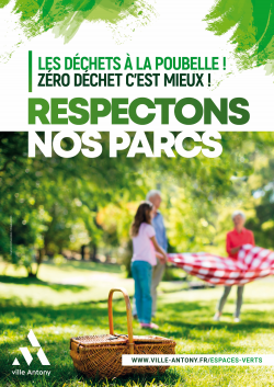 Respectons nos parcs
