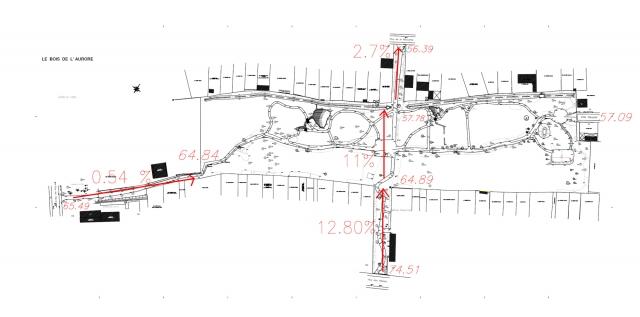 Topographie du bois de l&aposAurore