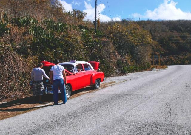 11 - Bernard J. - Sierra de Escambray, Cuba