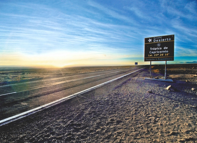 15 - Gérard H. - La Ruta 23 : désert Atacama