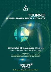 Tournoi de Smash Bros