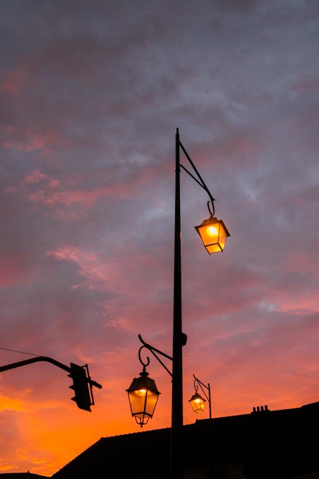 « Entre ciel et lumières » de Fabrice Houessou