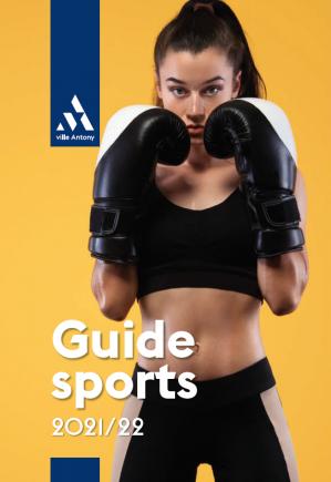 Guide des sports 2020-2021