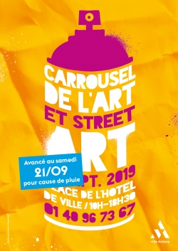Carrousel de l&aposart 2019