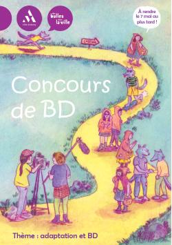 Concours de BD 2021