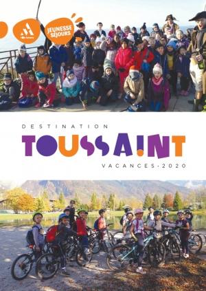 Séjours des vacances de la Toussaint 2020