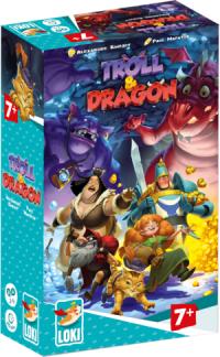 Troll et dragon