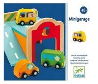 Mini garage Djeco